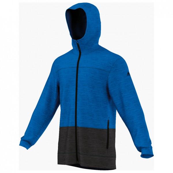 adidas - Grid Fleece Hoody - Fleecejacke