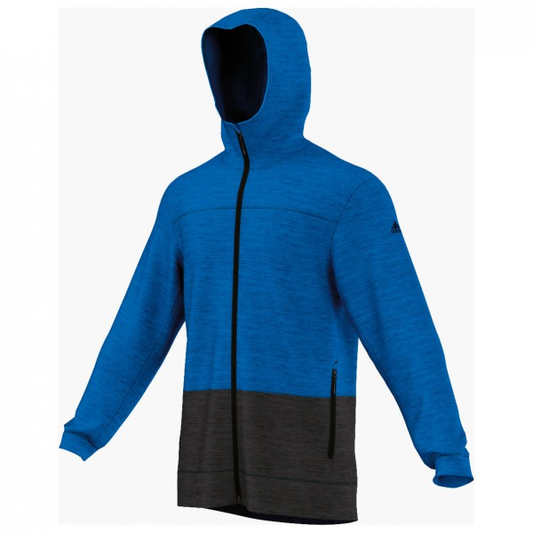 adidas - Grid Fleece Hoody - Fleecejack
