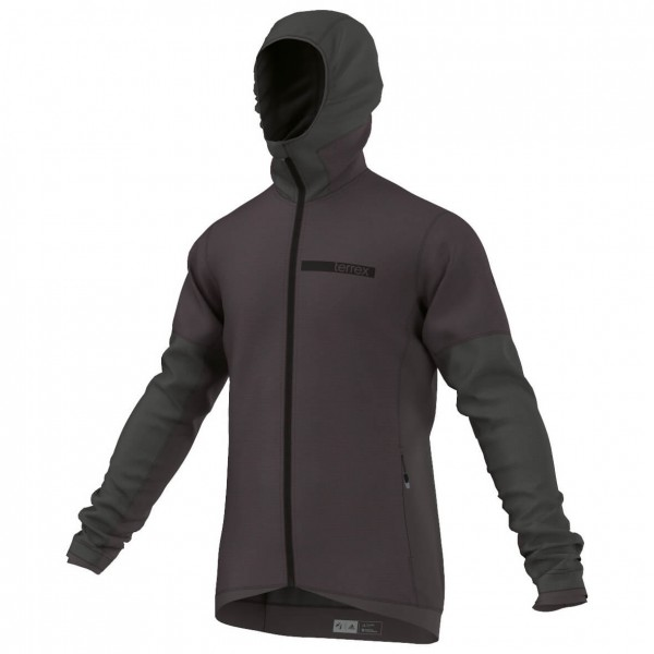 adidas - TX Climaheat TechRock Fleece Hoody - Fleece jacket