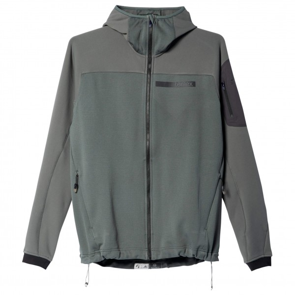 adidas - TX Stockhorn Fleece Hoody - Fleecetakki