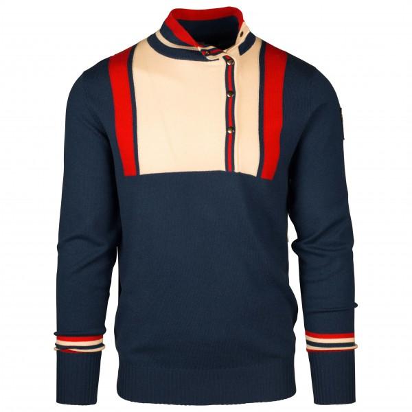 Amundsen - Høyfjell Polo Neck - Merino sweater