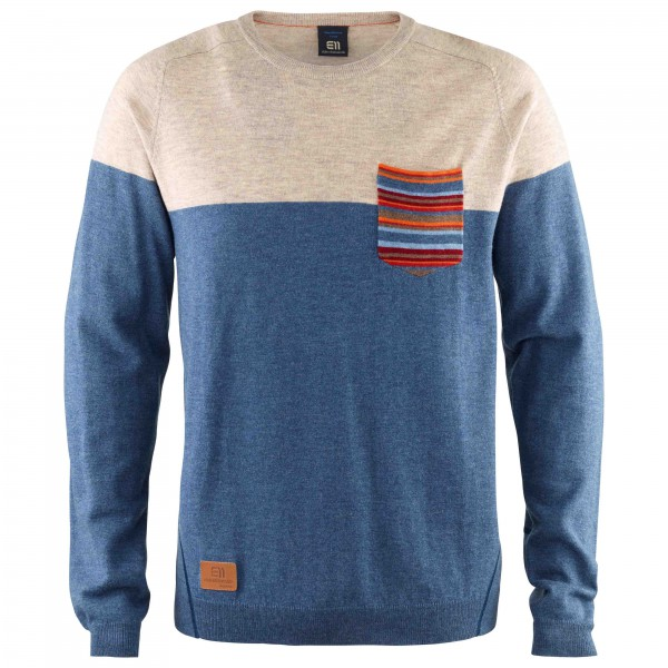 Elevenate - Merino Knit - Pull-over en laine mérinos