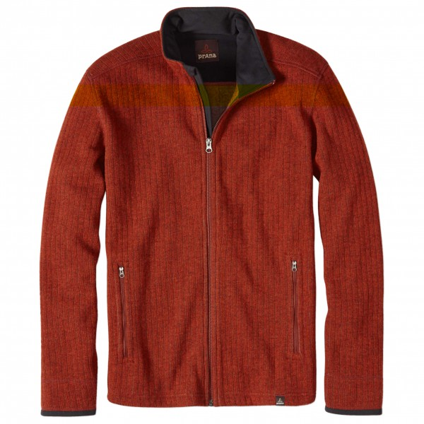 Prana - Barclay Sweater - Wollen jack