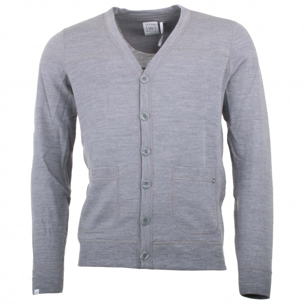 We Norwegians - Base Two Cardigan - Wollen jack