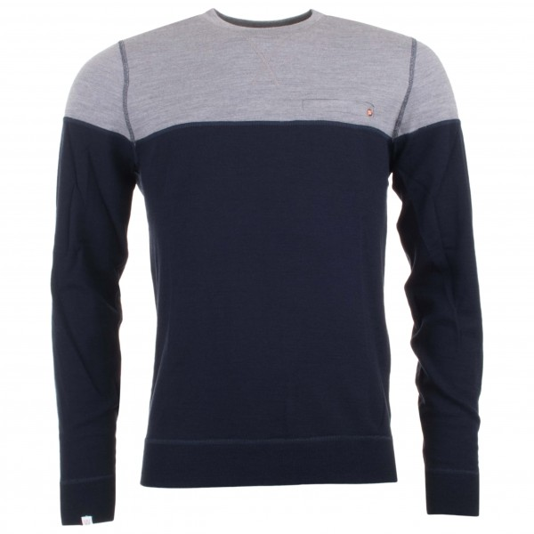 We Norwegians - Base Two Colorblock Crew Neck