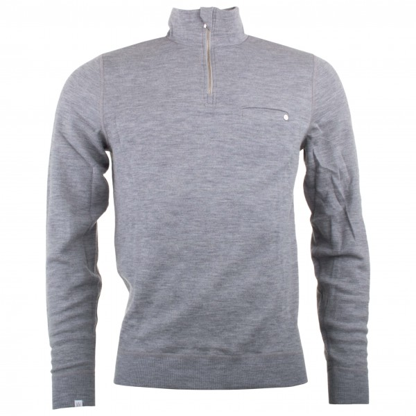 We Norwegians - Basetwo 1/2 Zip - Merino sweater