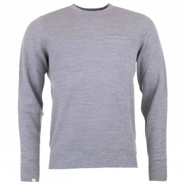 We Norwegians - Basetwo Crewneck - Merino trui