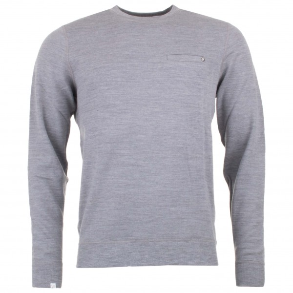 We Norwegians - Basetwo Crewneck - Merino jumper