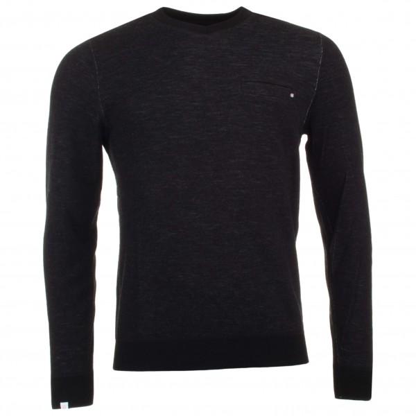We Norwegians - Basetwo V-Neck Sweater - Merinovillapullover