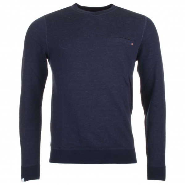 We Norwegians - Basetwo V-Neck Sweater - Merino trui