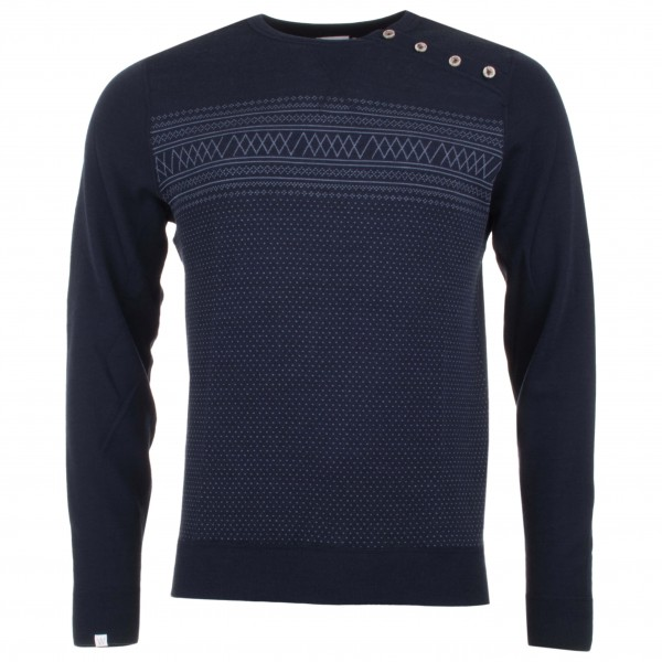 We Norwegians - Setesdal Roundneck - Merino jumpers