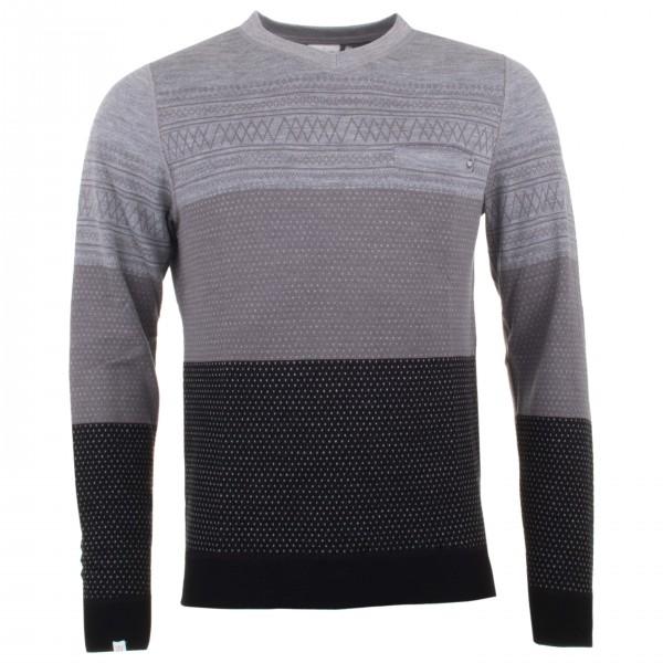 We Norwegians - Skumring V- Necks - Merino sweater