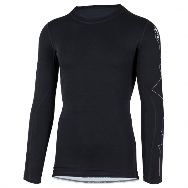 Hyphen-Sports - Firn Baselayer Langarm - Merinopullover
