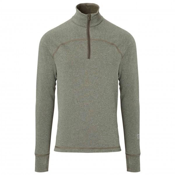 66 North - Grímur Powerwool Zip Neck - Merino sweater