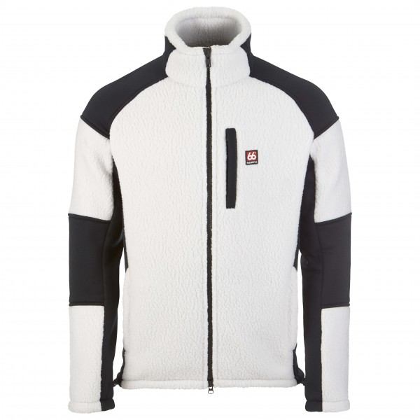 66 North - Tindur Technical Shearling Jacket - Fleecetakki