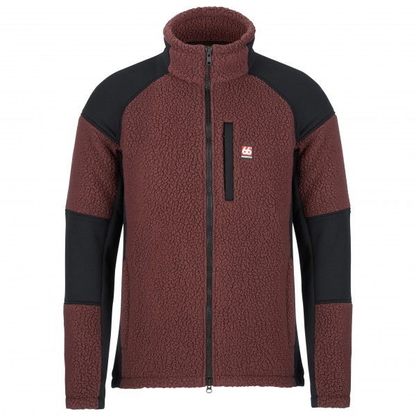 66 North - Tindur Technical Shearling Jacket - Fleecejakke
