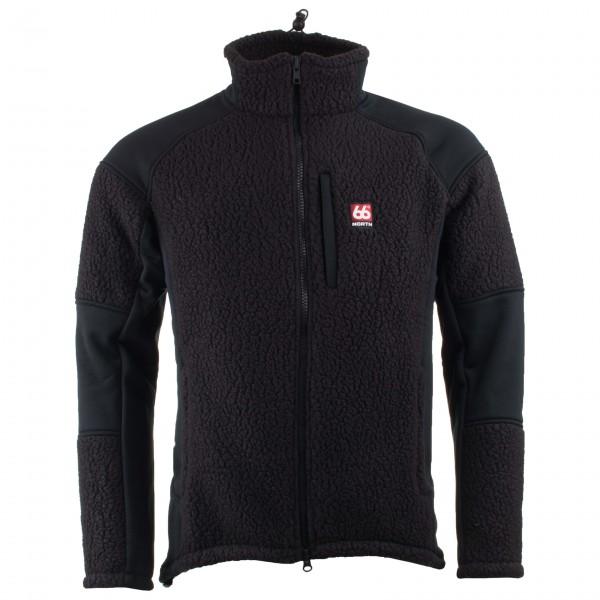 66 North - Tindur Technical Shearling Jacket - Fleecejack