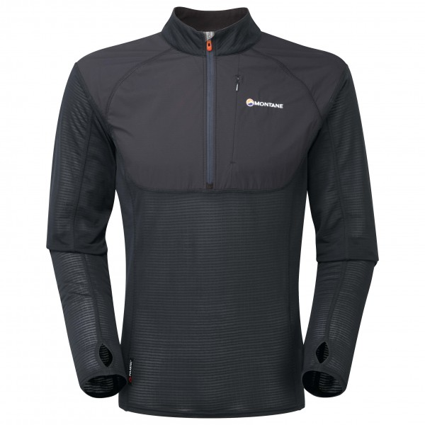 Montane - Barrier Micro Pull-On - Fleecetrui