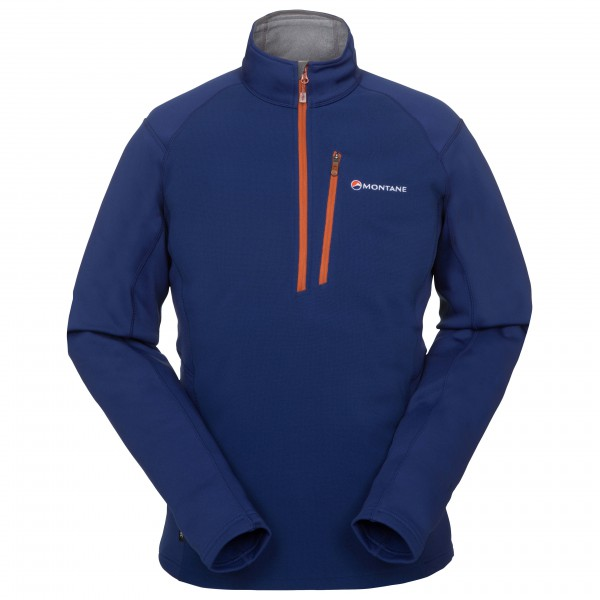 Montane - Fury Pull-On - Fleecepullover