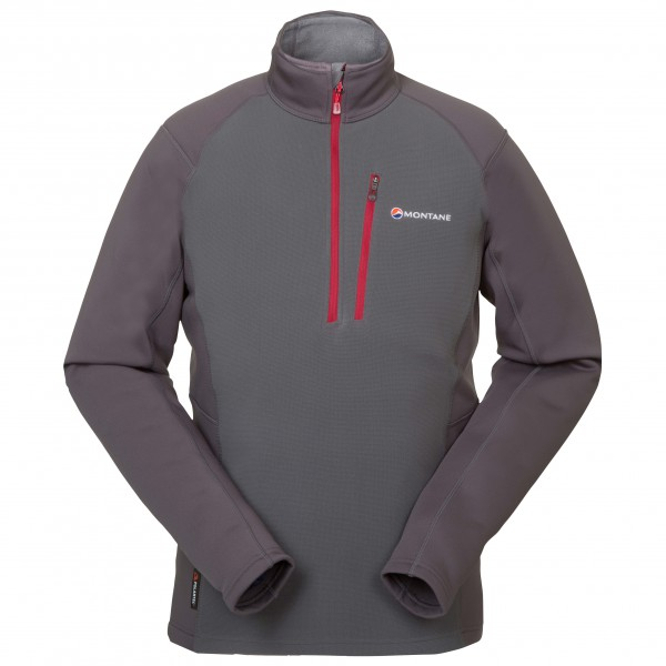 Montane - Fury Pull-On - Fleecetrui
