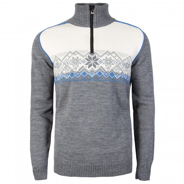 Dale of Norway - Frostisen Sweater - Merinogensere
