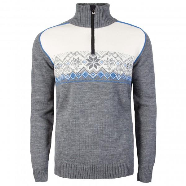 Dale of Norway - Frostisen Sweater - Överdragströjor merinoull