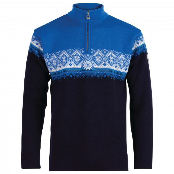 Dale of Norway - St. Moritz - Pull-over en laine mérinos