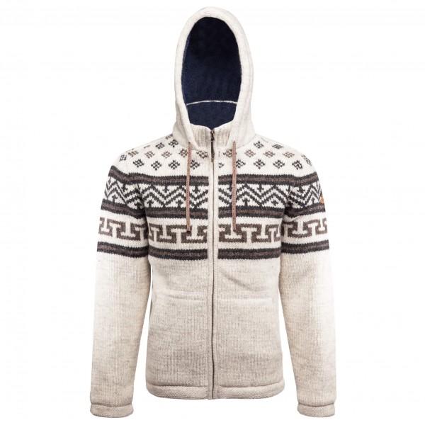 Sherpa - Kirtipur Sweater - Wool jacket