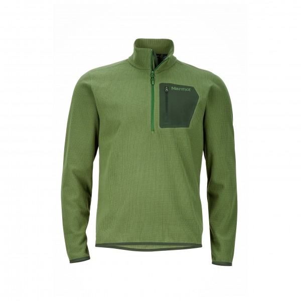 Marmot - Rangeley 1/2 Zip - Pull-over polaire