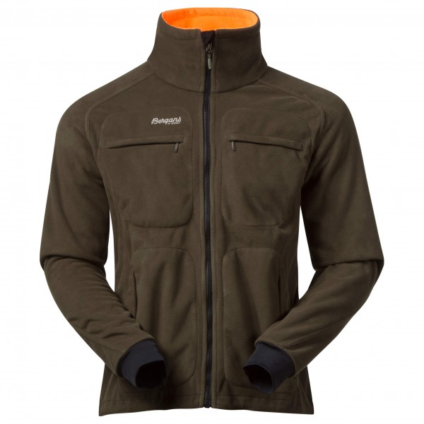 Bergans - Rana Reversible Jacket - Fleece jacket