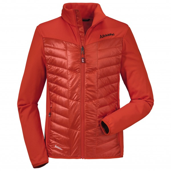 Schöffel - Hybrid Zipin! Jacket Rom - Forro polar
