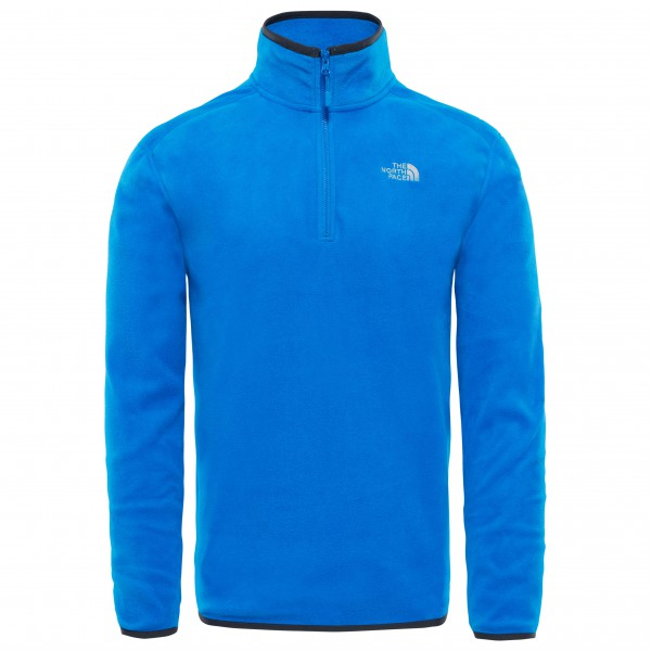 The North Face - 100 Glacier 1/4 Zip - Fleecetrui
