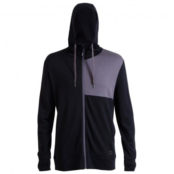 Mons Royale - Mid-Hit Hoody AW16 - Wool jacket
