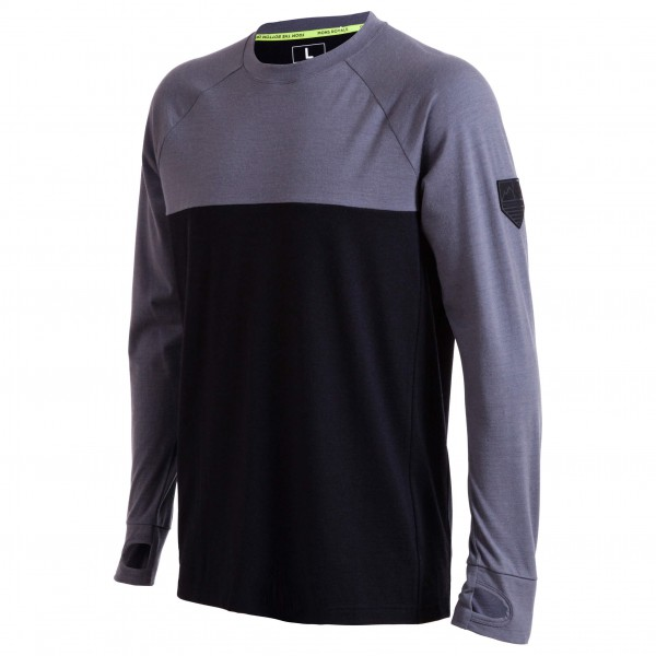 Mons Royale - Ninja Jersey Crew - Merino jumpers