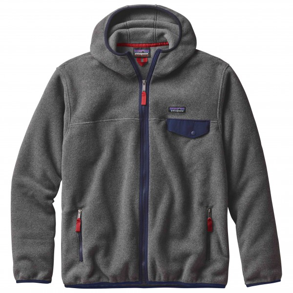 Patagonia - LW Synch Snap-T Hoody - Fleece jacket