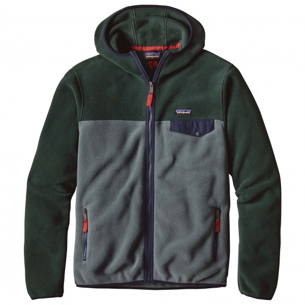 Patagonia - LW Synch Snap-T Hoody - Veste polaire