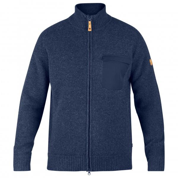 Fjällräven - Sörmland Zip Cardigan - Wool jacket