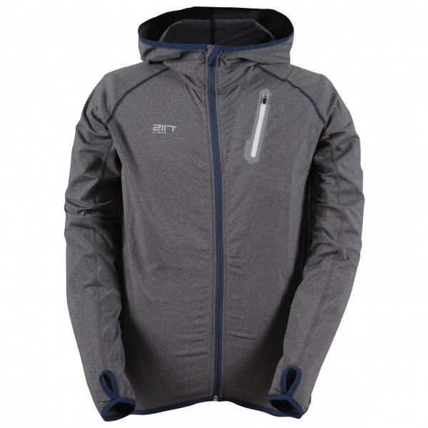 2117 of Sweden - Eco 2nd Layer Jacket with Hood Gran - Fleece jacket