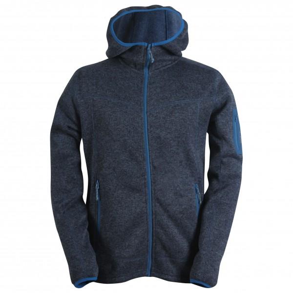 2117 of Sweden - Flatfleece Jacket with Hood Heden - Fleecejack
