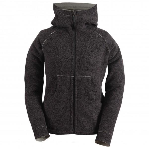 2117 of Sweden - Wool Hoodie Gullspang - Fleece jacket
