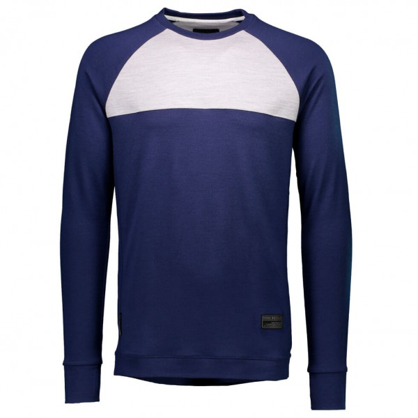 Mons Royale - The 19th Jersey Crew - Merino sweatere