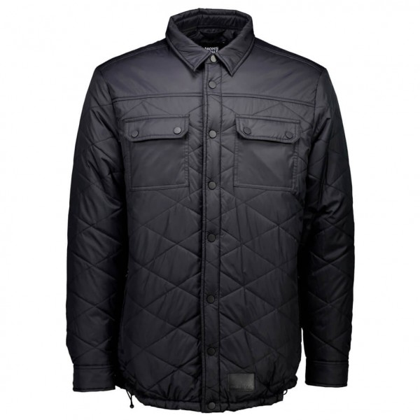 Mons Royale - The Keeper Insulated Shirt - Wollen jack