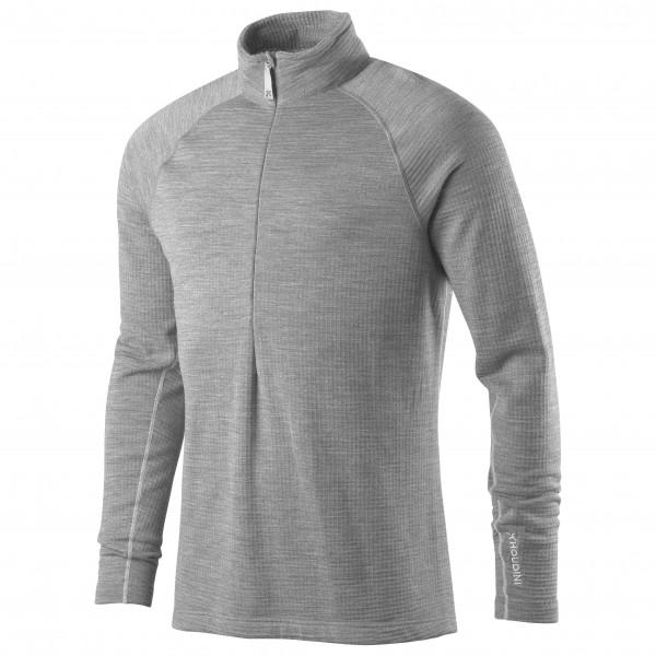 Houdini - Wooler Halfzip - Merino sweatere