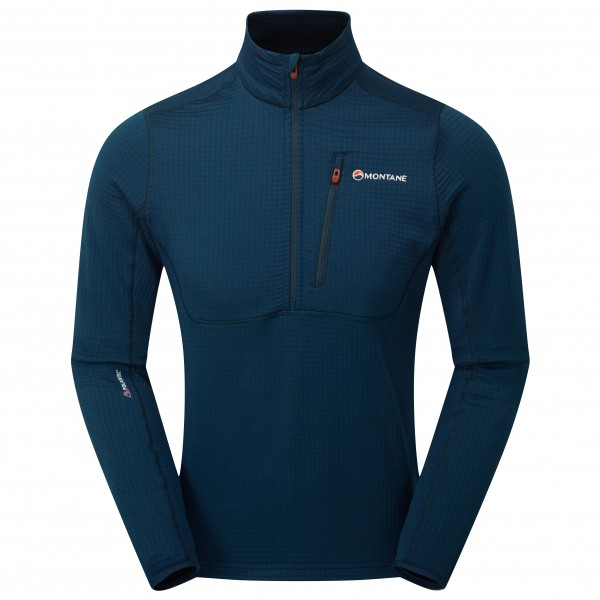Montane - Power Up Pull-On - Fleecesweatere