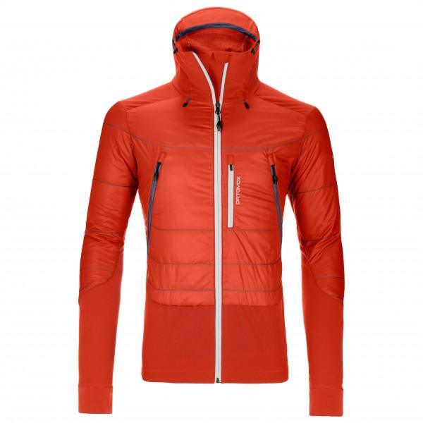 Ortovox - Swisswool Piz Palü Jacket - Veste en laine