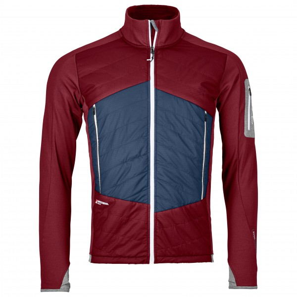 Ortovox - Swisswool Piz Roseg Jacket - Fleece jacket