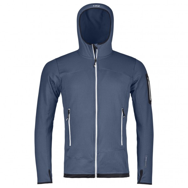 Ortovox - Fleece Light Hoody High - Wollen jack