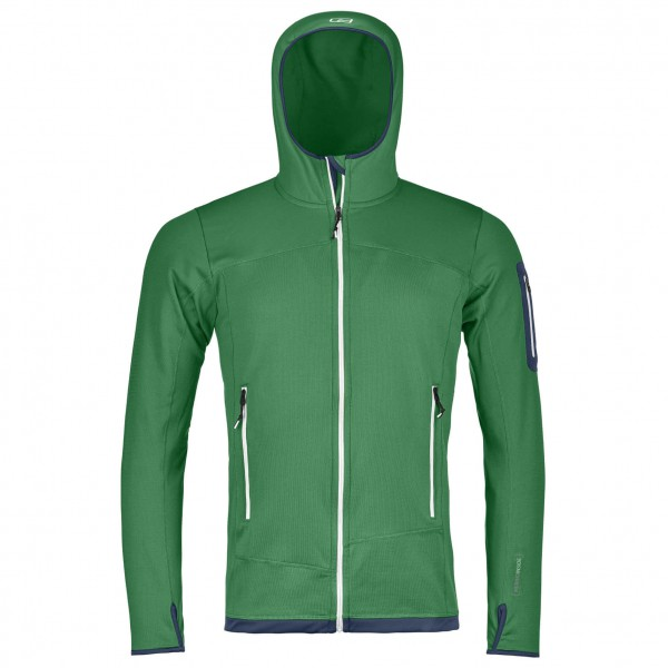 Ortovox - Fleece Light Hoody High - Wolljacke