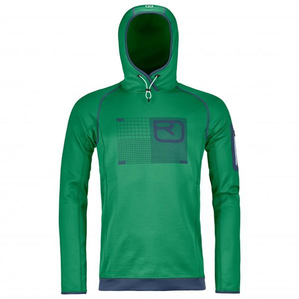 Ortovox - Fleece Logo Hoody - Fleecesweatere