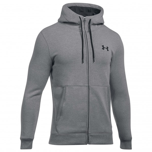 Under Armour - Threadborne Fullzip Hoodie - Fleecejacke